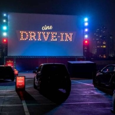 Cinemas drive-in