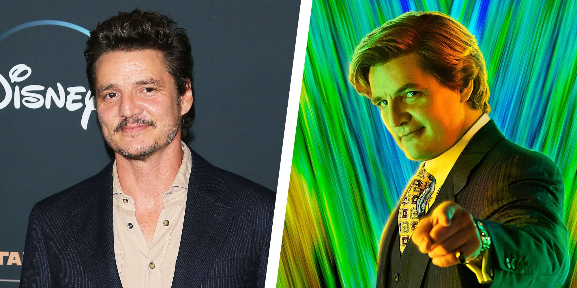 Pedro Pascal como Maxwell Lord. FOTO: https://www.menshealth.com/entertainment/a30168741/pedro-pascal-wonder-woman-1984-reactions/
