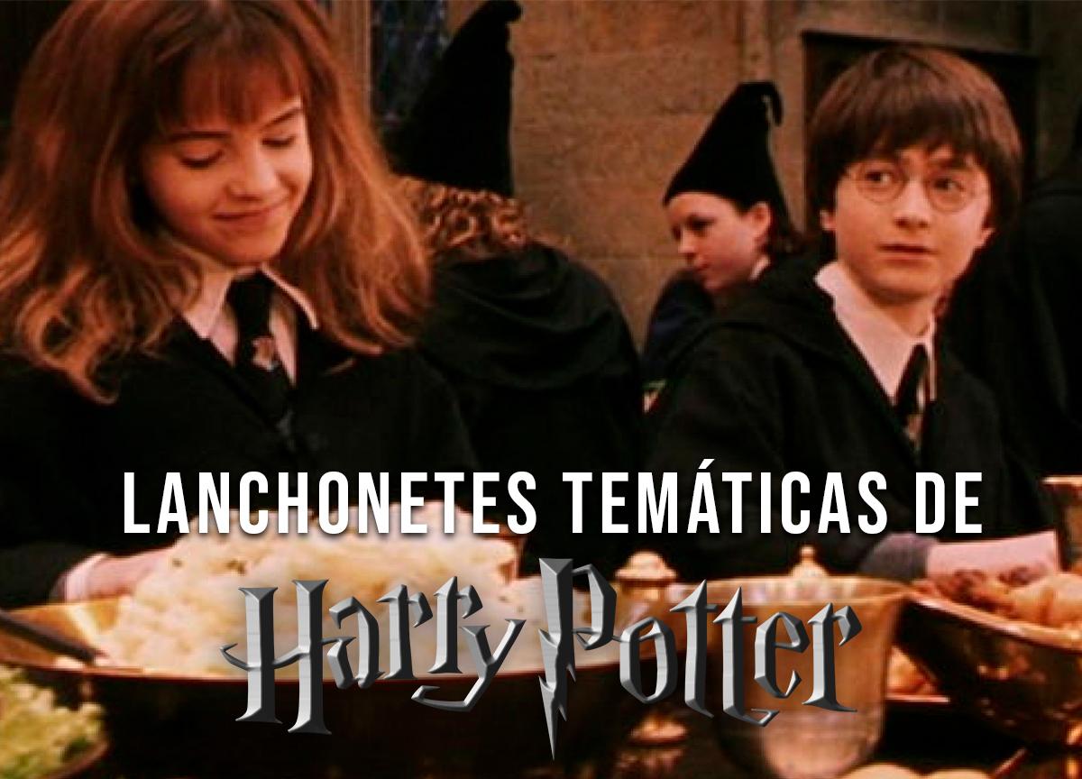 Conheça 5 lanchonetes temáticas de Harry Potter ao redor do mundo
