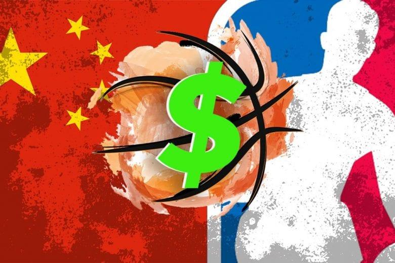 NBA e China