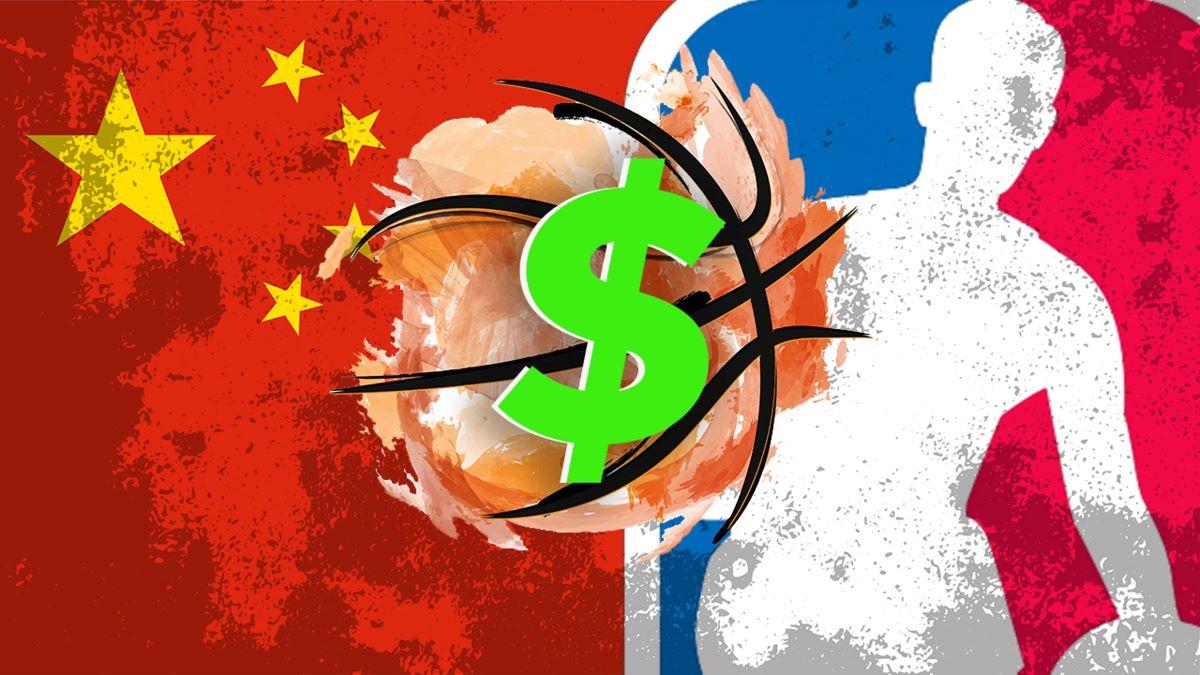 NBA não possui mais relação com a academia de basquete da China