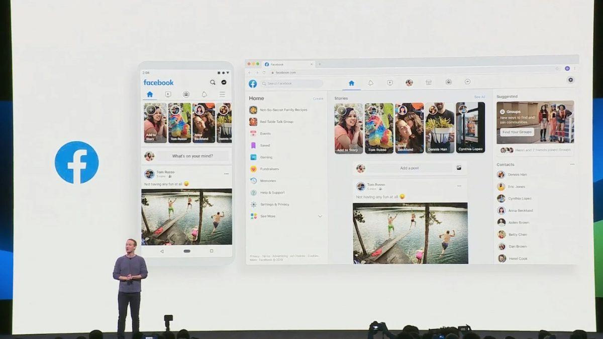 Facebook: atualização traz novo design e novas formas de comunicação