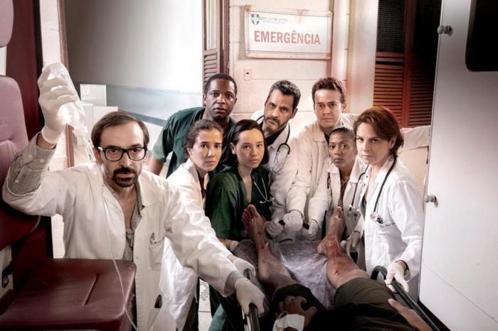 'Sob Pressão': novos episódios trazem realidade hospitalar do coronavírus