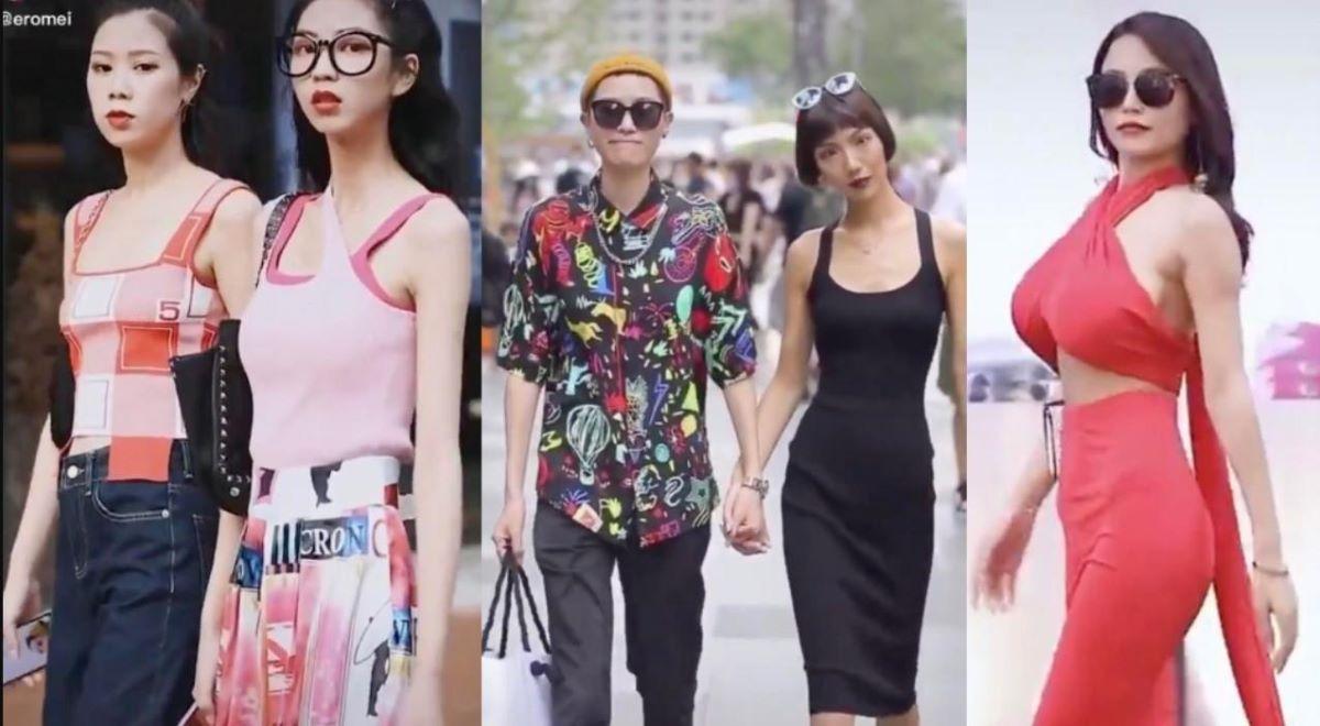 Street Style: conheça a 'moda de rua' chinesa tendência no TikTok