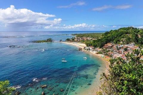 cidades da Bahia mais bonitas