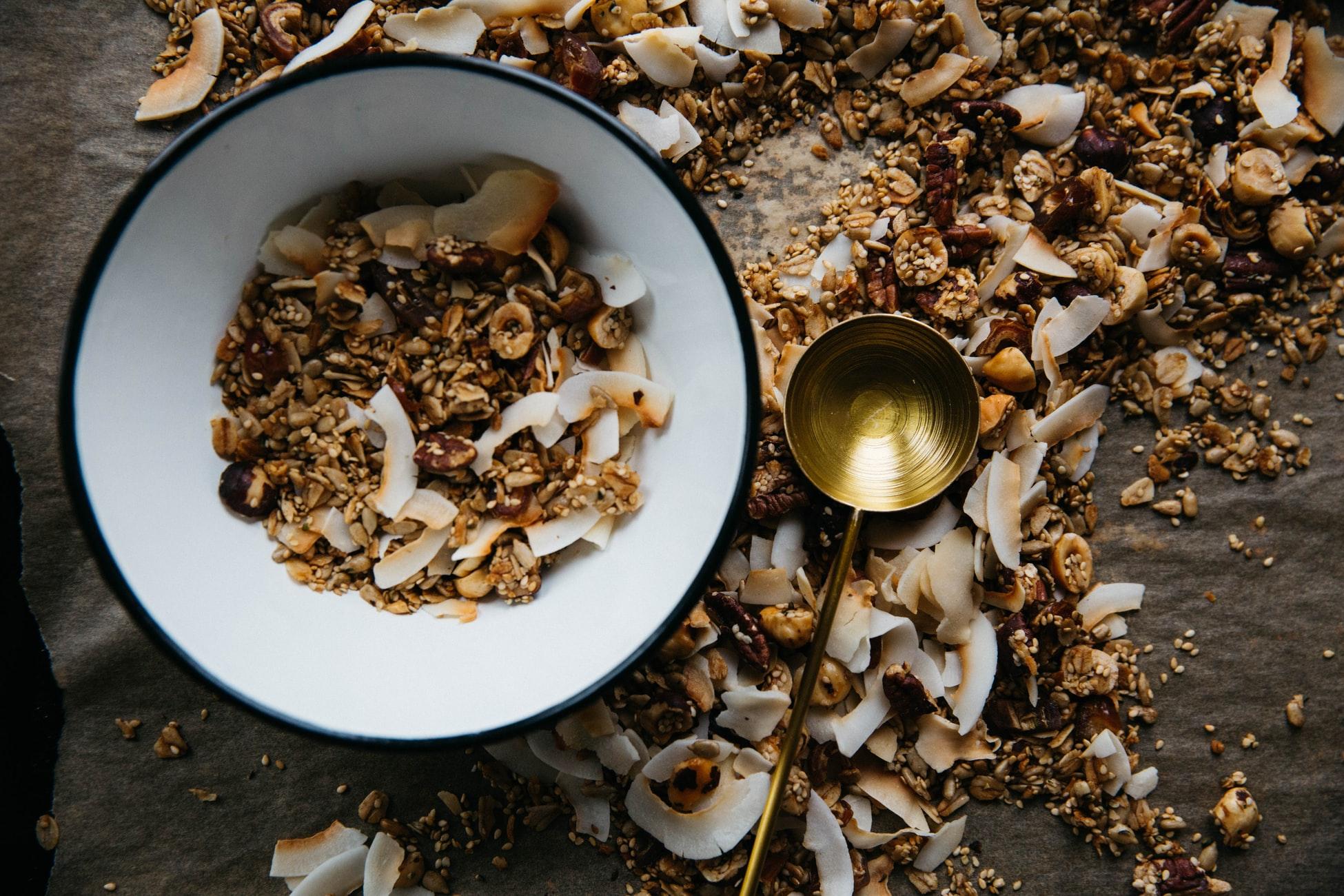 Como fazer granola caseira?