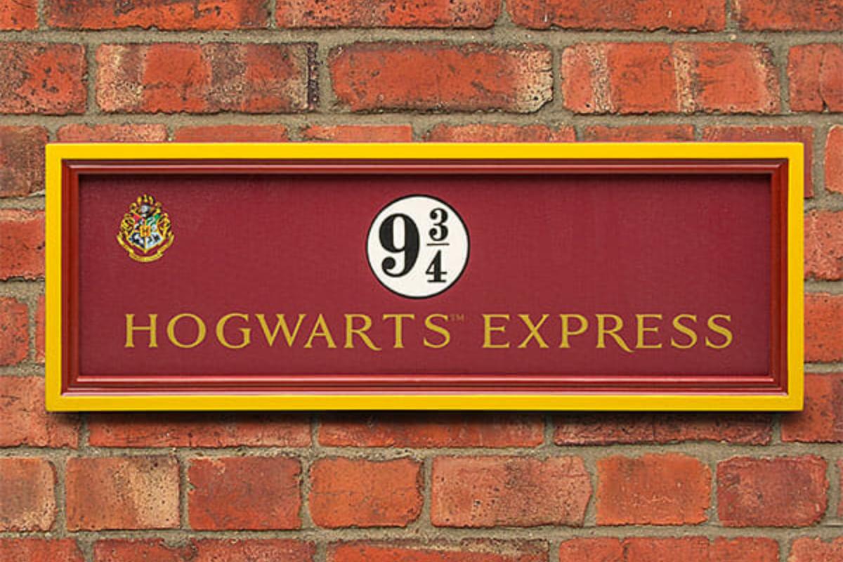 Harry Potter: 1ª saída virtual do Expresso de Hogwarts na plataforma 9 ¾