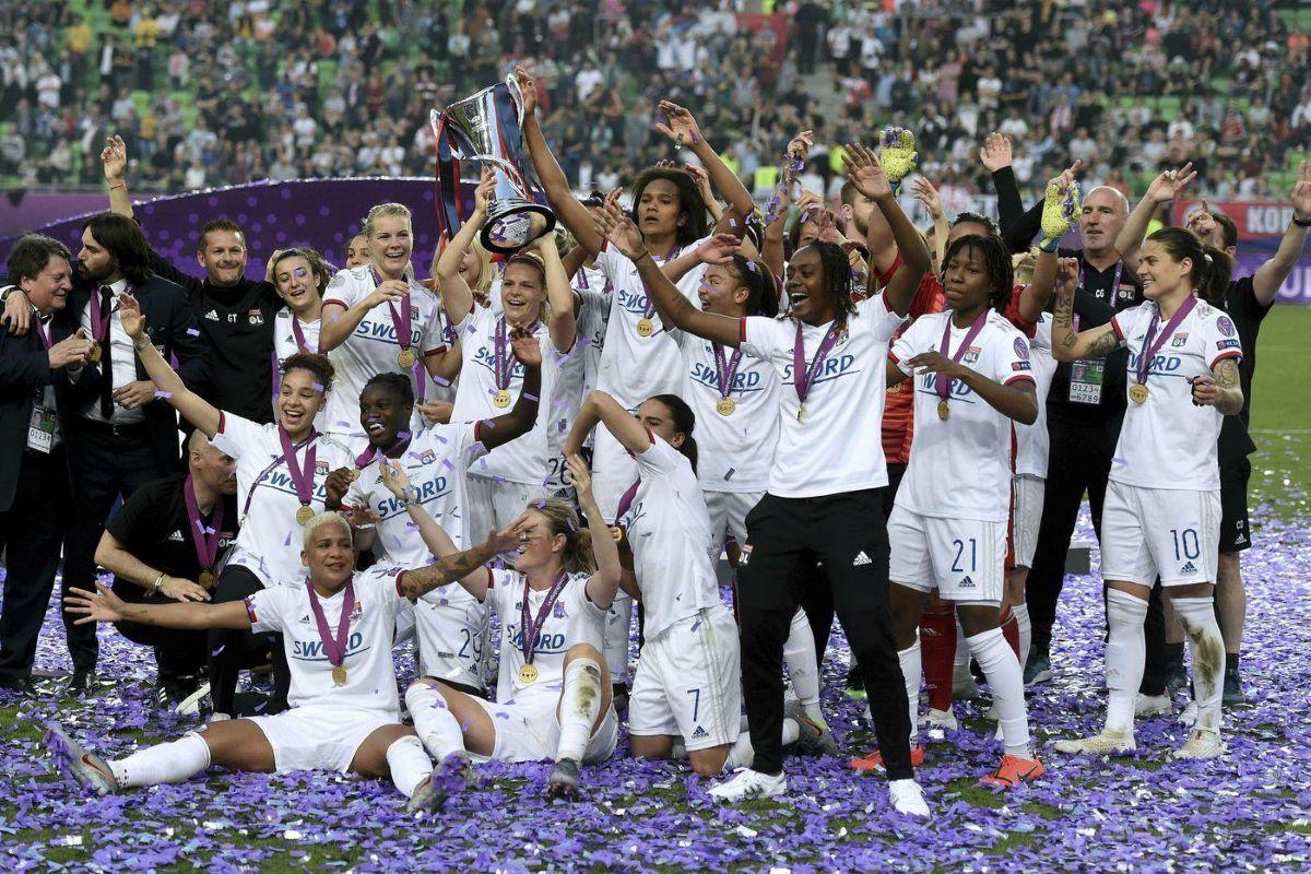 A semifinal da Liga dos Campeões Feminina vai começar; saiba mais