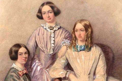 irmãs Brontë