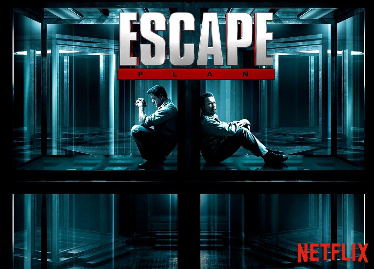 'Escape Plan', filme de ação e suspense, está no TOP 10 da Netflix