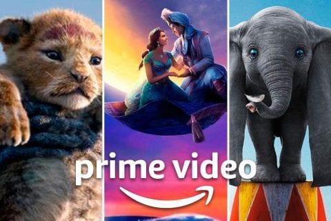 Filmes live-action da Disney