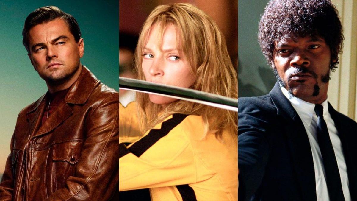 Confira uma lista com os 5 melhores filmes de Quentin Tarantino