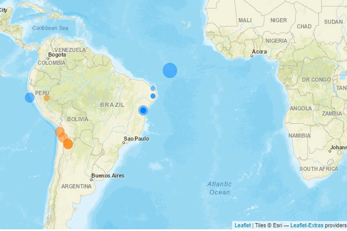 Terremoto no Brasil: Bahia é atingida por ondas sísmicas de 4,6 graus de magnitude