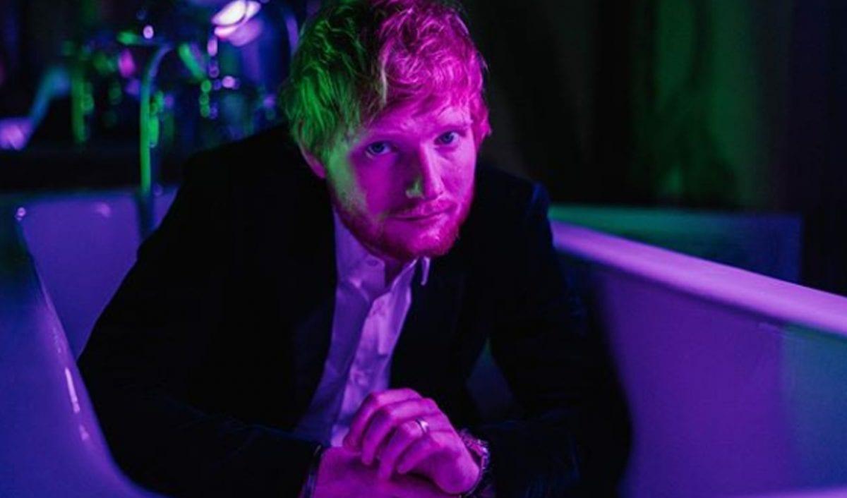 Ed Sheeran anuncia o nascimento de sua filha Lyra