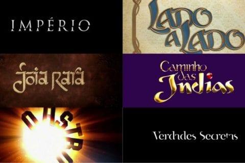 novelas brasileiras no Emmy
