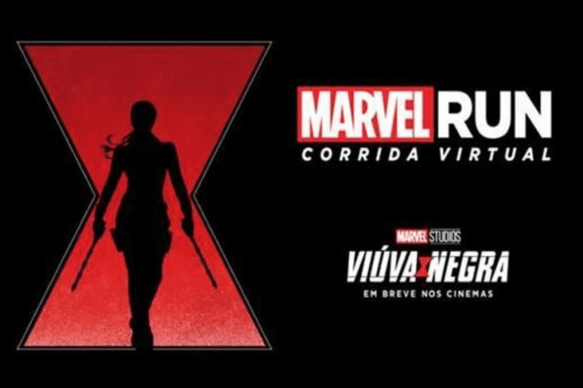 Marvel Run 2020: Evento virtual terá como tema 'Viúva Negra'