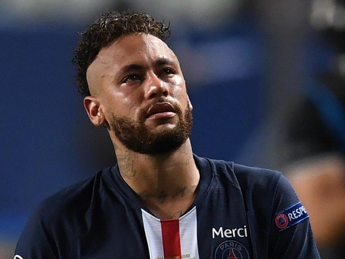 Jornal francês diz que Neymar está com covid-19