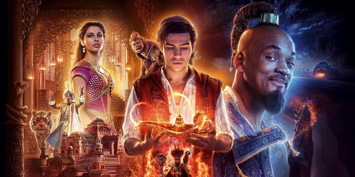 'Aladdin' – Confira uma resenha do live-action da Disney