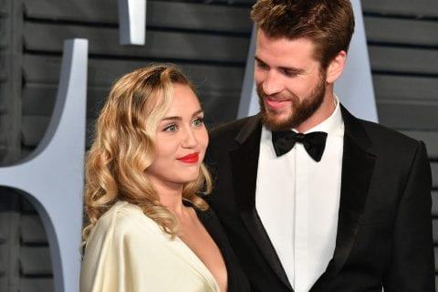 Miley e Liam se divorciaram oficialmente em janeiro desse ano. FOTO: Dia Dipasupil / Getty Images