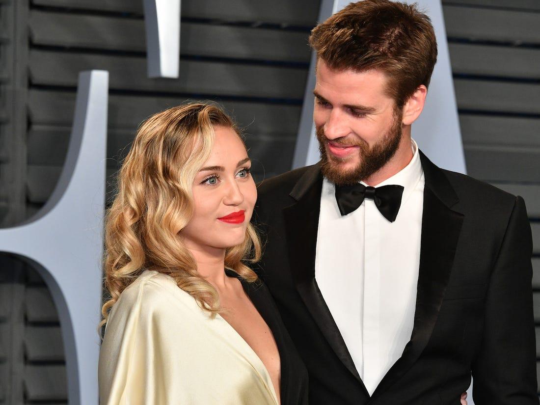 Miley Cyrus fala sobre seu divórcio com Liam Hemsworth