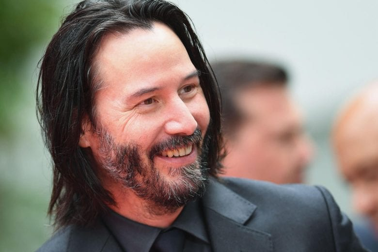Keanu Reeves escreveu quadrinho sobre homem meio-imortal e arrecadou mais de $300 mil em financiamento coletivo. FOTO: https://www.intelligentliving.co/keanu-reeves-childrens-hospitals-cancer-research/