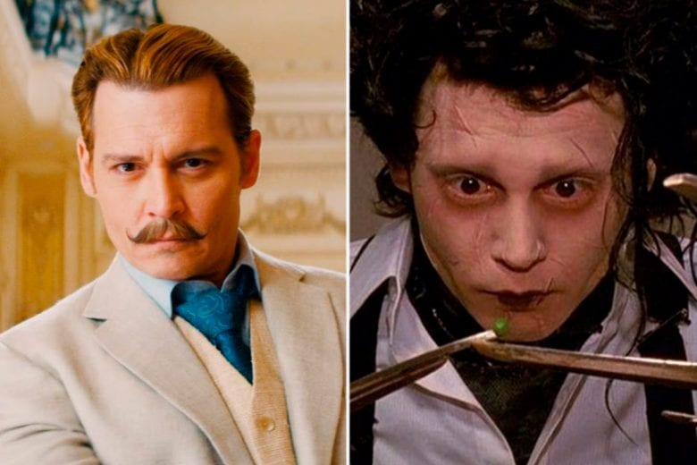 filmes de Johnny Depp