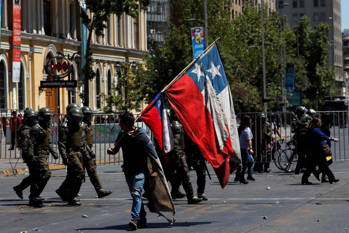 Redação de uma nova Constituição chilena deve ser votada em outubro