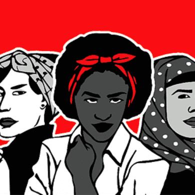 luta feminista