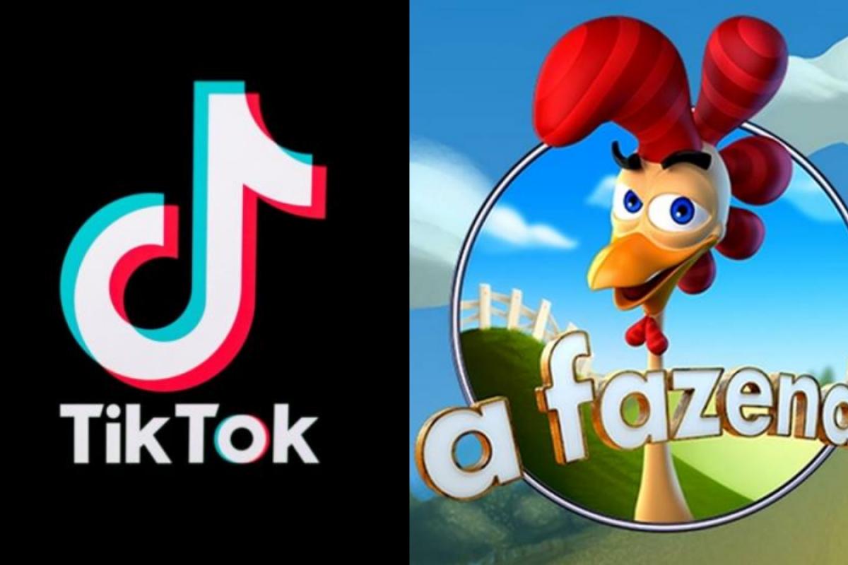 """TikTok se une à 12ª edição de """"A Fazenda"""" em parceria inédita no país"""