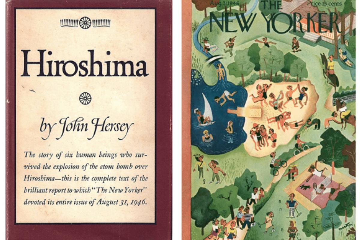A paz atômica: leia a resenha do livro 'Hiroshima'
