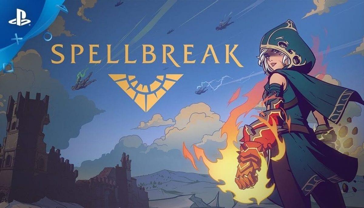 Spellbreak: o novo jogo da Proletariat é lançado para todos