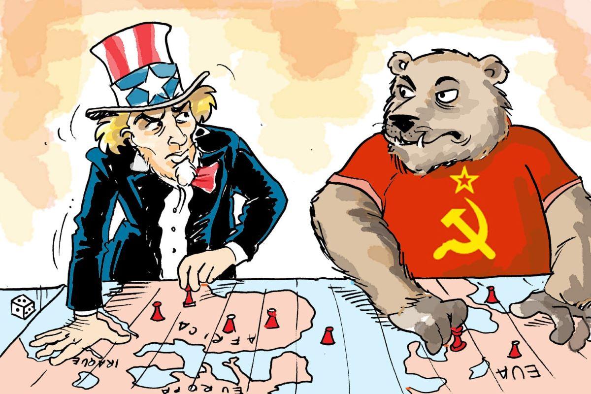 """Saiba de onde surgiu o medo do """"comunismo"""""""