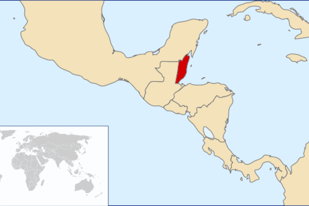 Belize Location