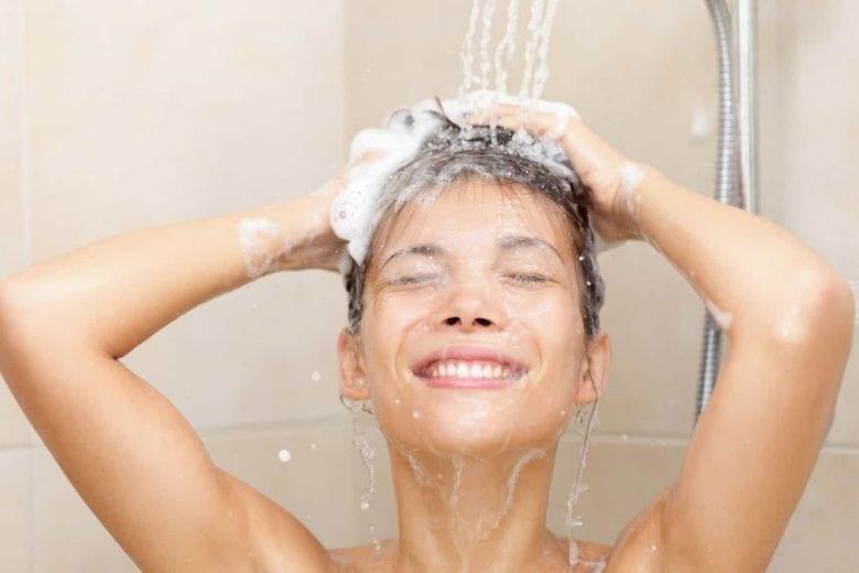 banho diário