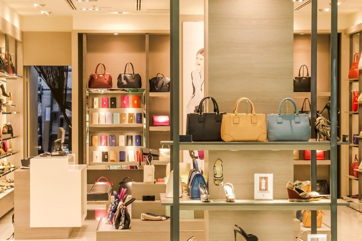 lojas de shopping