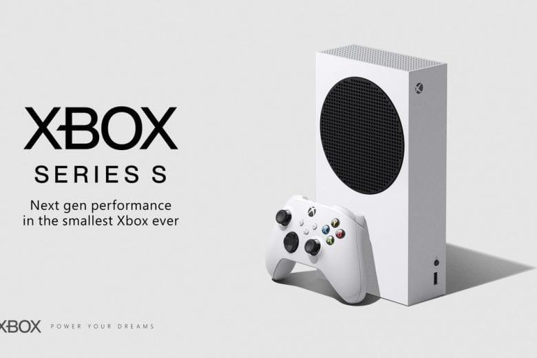 Microsoft divulga design de novo console, Xbox Series S. FOTO: Microsoft.