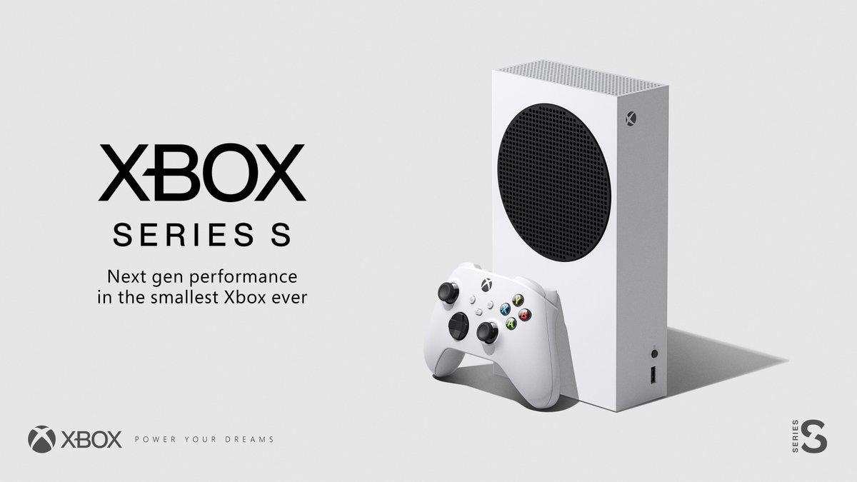 Xbox Series S: Microsoft revela novo console de videogame