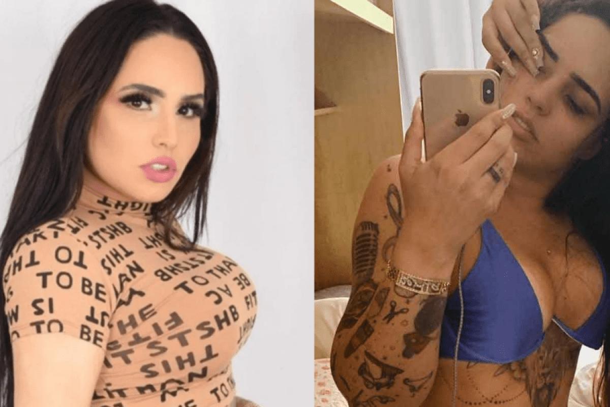 Perlla tem nudes vazados e imagens circulam por grupos de WhatsApp