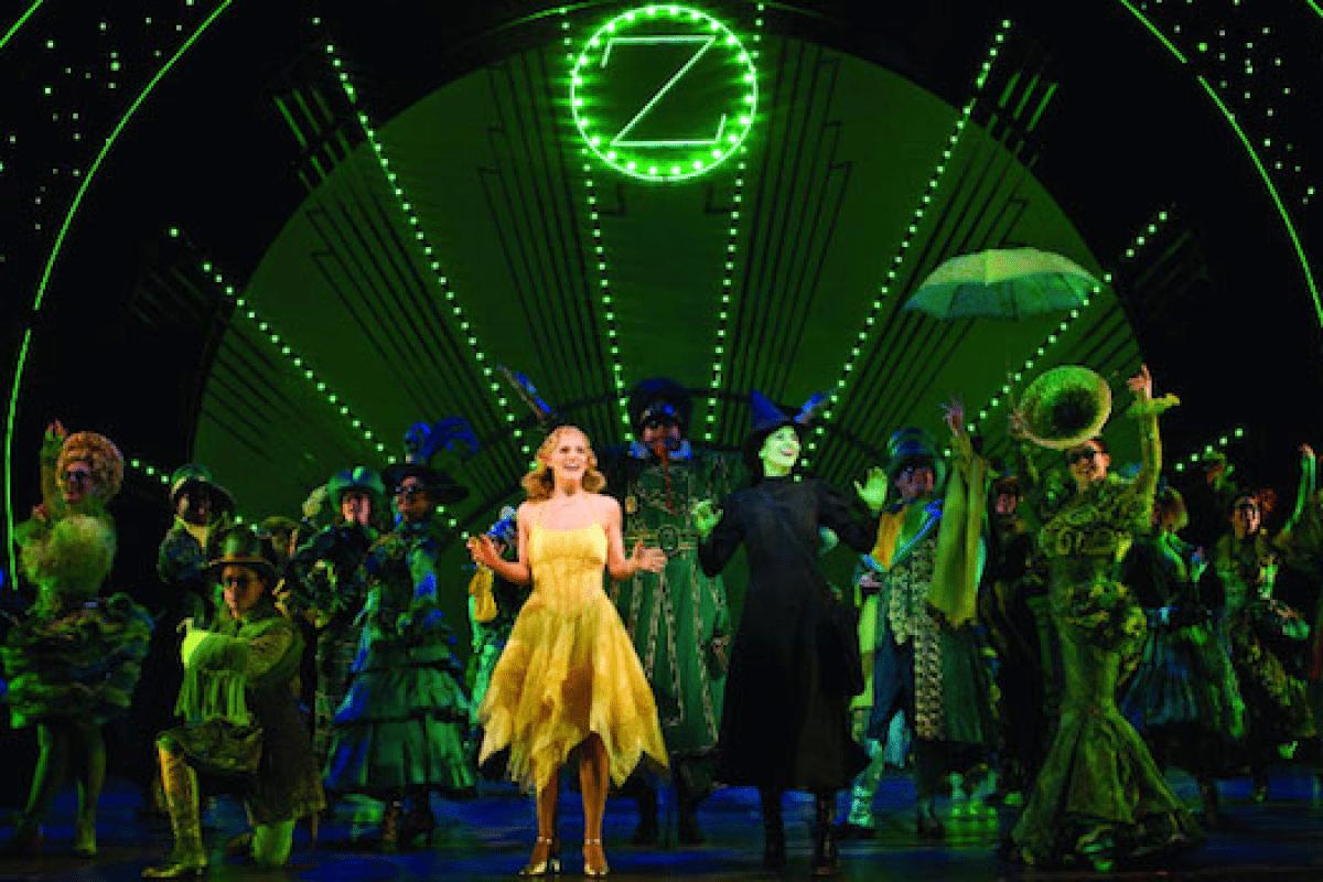 musicais da Broadway mais famosos