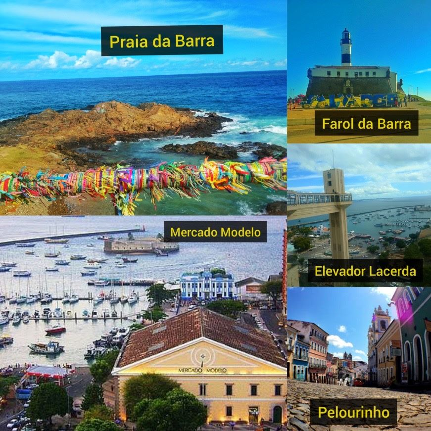 ancient cities of Brazil