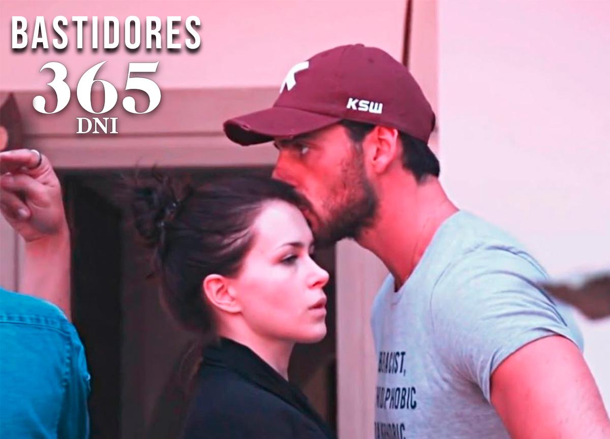 '365 Dni': Confira as cenas inéditas dos bastidores do filme
