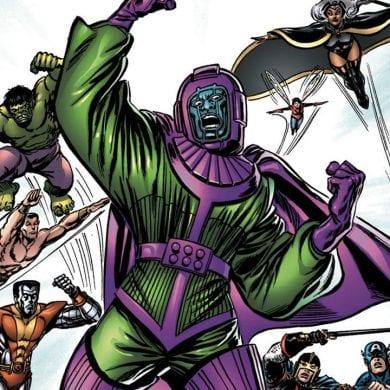 Presença de Kang, o Conquistador foi confirmada para Homem-Formiga 3, da fase 4 da Marvel. FOTO: Marvel Comics
