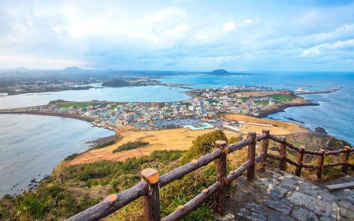 Confira as 5 paisagens mais lindas da Coreia do Sul