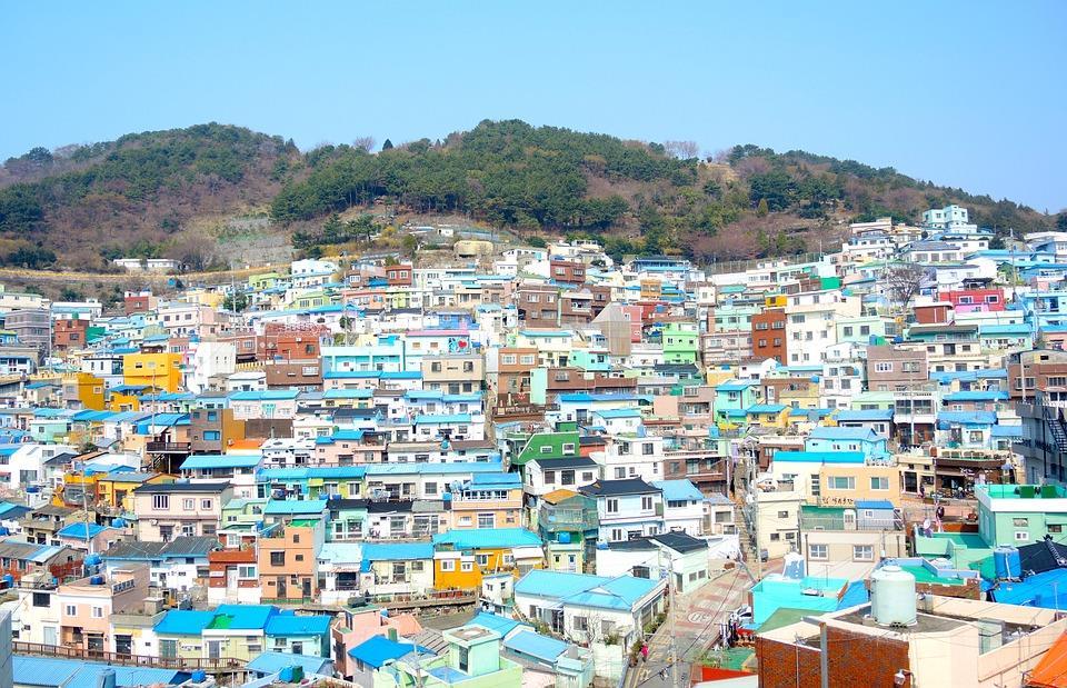 Coreia do Sul pontos turísticos