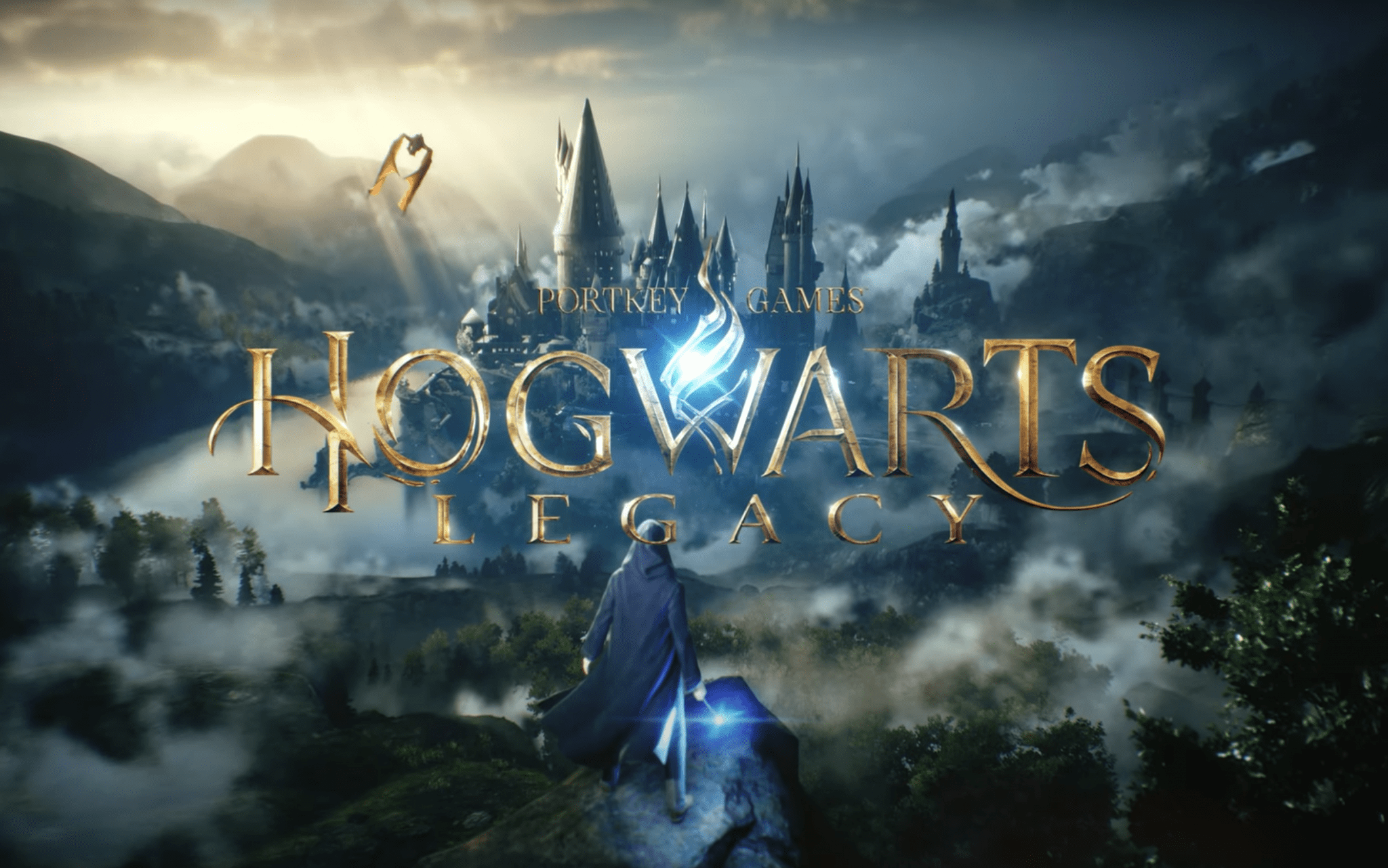 Hogwarts Legacy é novo jogo da saga Harry Potter. Nele, gamers poderão criar próprio personagem. FOTO: Divulgação
