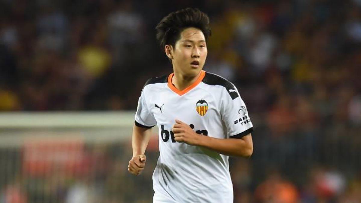 Lee Kang-in e o futuro do Valencia