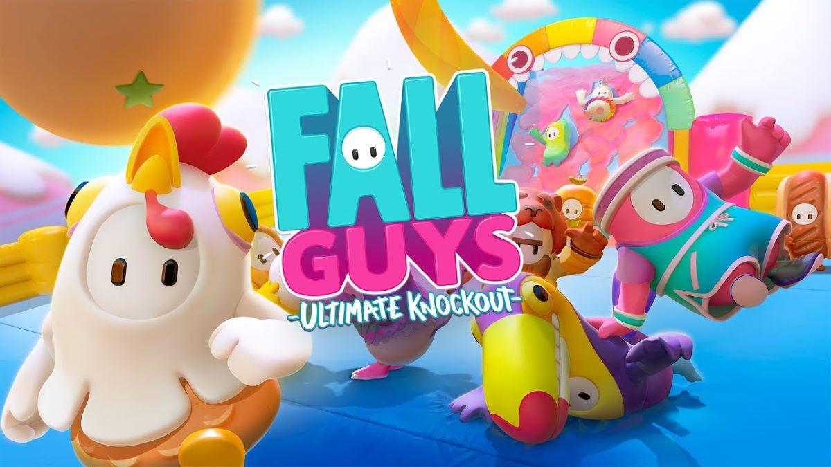 Entenda por que Fall Guys é tão viciante