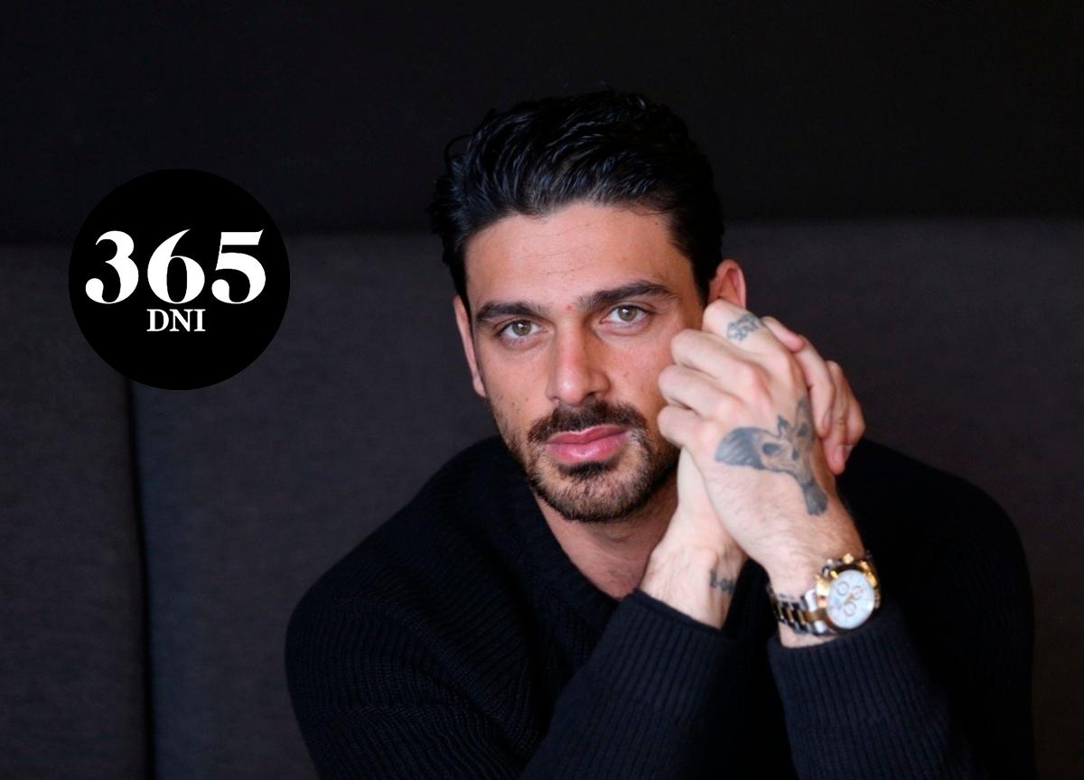 Michele Morrone dublado em 365 dni