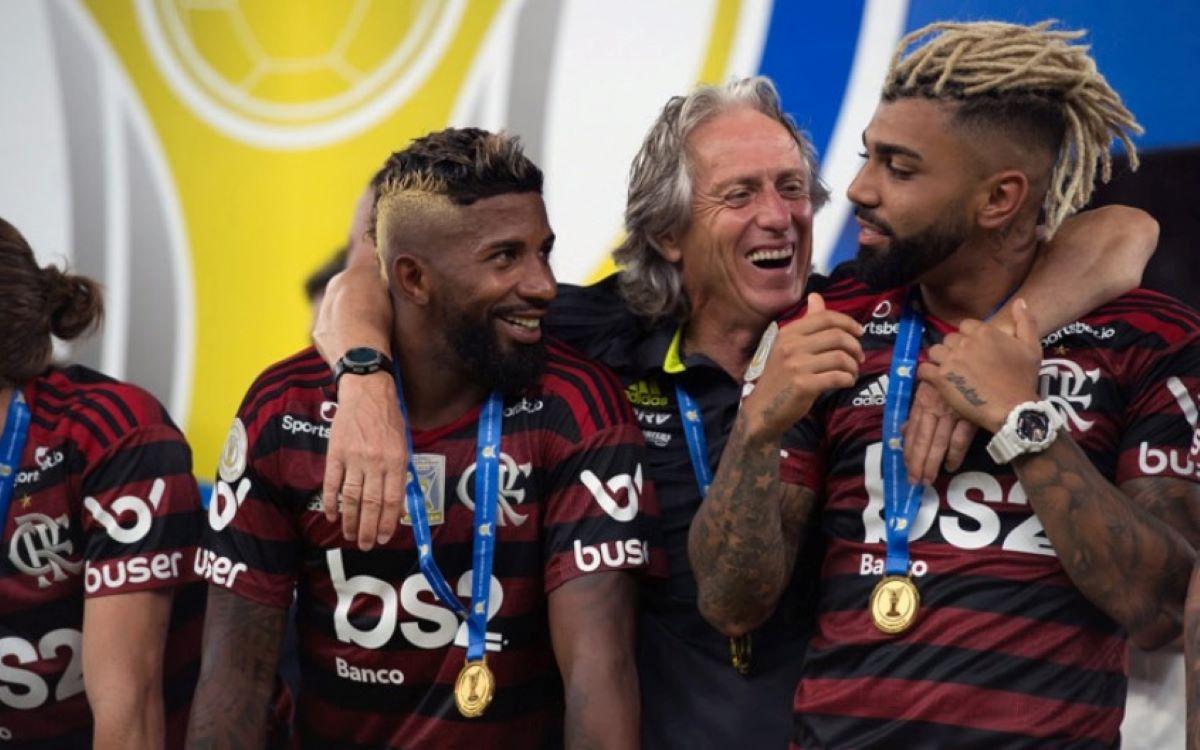 Flamengo perdeu Jorge Jesus e Jorge Jesus perdeu o Flamengo