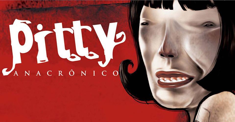 álbuns Pitty